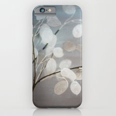 WHITE PAPER FLOWERS Slim Case iPhone 6s