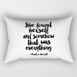 Quote,Swift Quote,Typography Print,Pardon My French,Inspirational Quote,Wall Art,Girls Room Rectangular Pillow