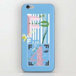Four Freedoms Barcode iPhone Skin