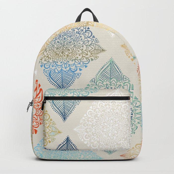 Boho Diamonds Backpack