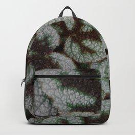 Leaf textures Backpack
