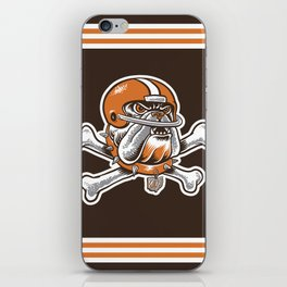 For My Dawgs iPhone Skin