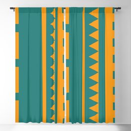 Indian Designs 156 Blackout Curtain