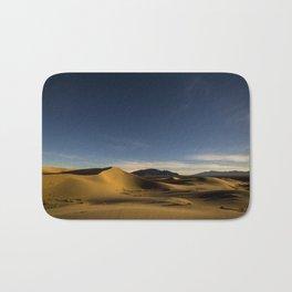 Sand Dunes & Night Sky Bath Mat