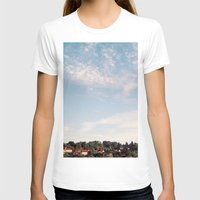 sunrise T-shirts featuring Sunrise by Rose Etiennette