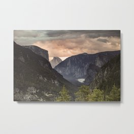 Sunrise Yosemite 10-2-18 Metal Print