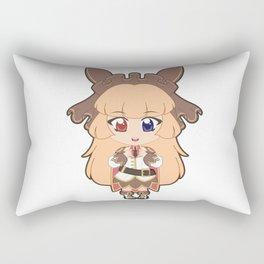 Ragnarok Online Geneticist Costume Rectangular Pillow