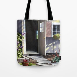 Wisconsin Summer Shed Tote Bag
