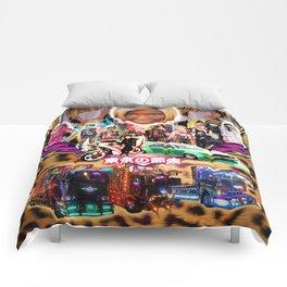 Tribes Of Tokyo Comforters