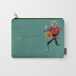 The Time Travelling Pirate Carry-All Pouch
