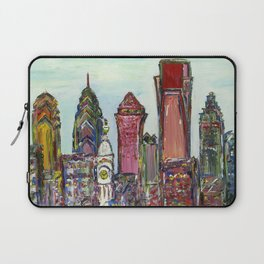 Philadelphia Skyline Laptop Sleeve