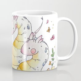 Hydra de Flora Coffee Mug