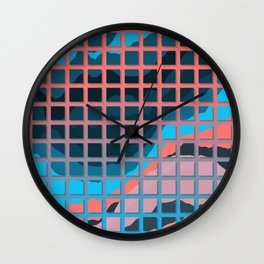 TOPOGRAPHY 2017-006 Wall Clock