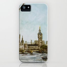 London view iPhone Case