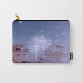 Light Leaks in the Desert Carry-All Pouch