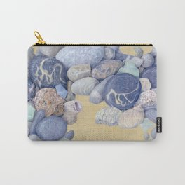 Beach Front I Carry-All Pouch