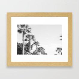 Summer Haze II Framed Art Print