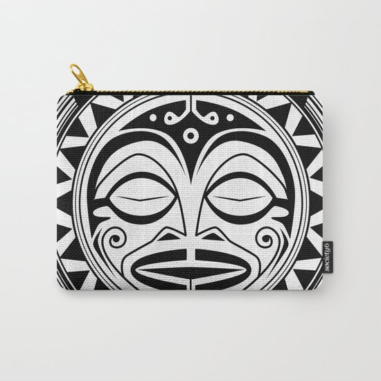 Sleeping God Carry-All Pouch