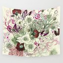 Zentangle Floral mix II by camcreative