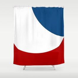 FLAG - FRANCE Shower Curtain