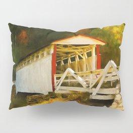 Jackson's Mill Bridge Pillow Sham