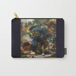 shadow of the witcher Carry-All Pouch
