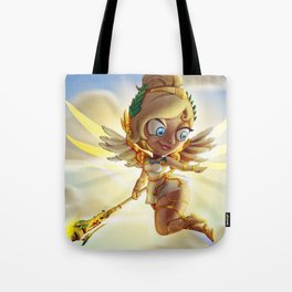 Heroes never die Tote Bag