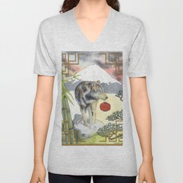 2018 Chinese New Year of the Earth Dog Unisex V-Neck