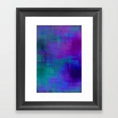 Blend#1 Framed Art Print