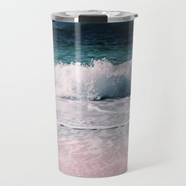 Crash into me (Samana Island Dominican Republic) Travel Mug