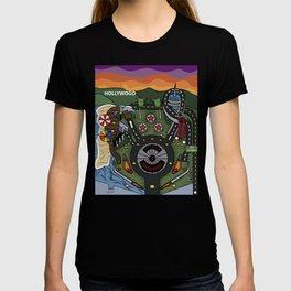 Los Angeles Pinball T-shirt