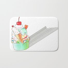 Sweet Tooth Bath Mat