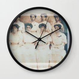 UPR RP  - First class graduation of teachers - 1907 Wall Clock