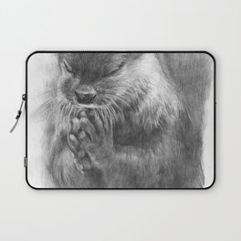 May the Lord bless your sorry arse Laptop Sleeve