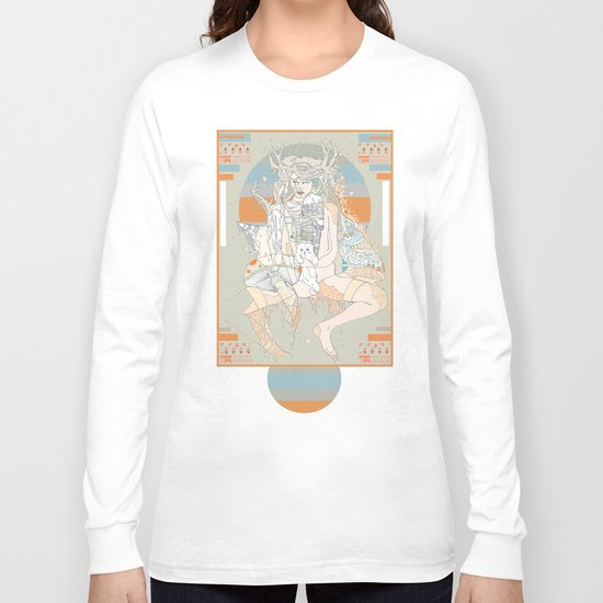 pink dakota Long Sleeve T-shirt