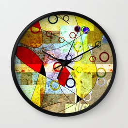 Without incident Wall Clock