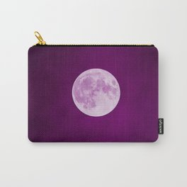 Pink Moon Dust Carry-All Pouch