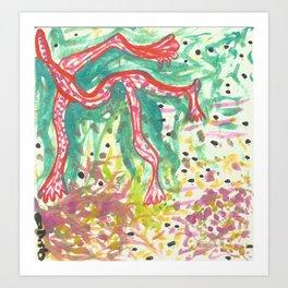 little 01 Art Print