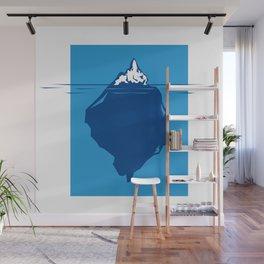 Iceberg Wall Mural