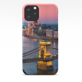 BUDAPEST 02 iPhone Case