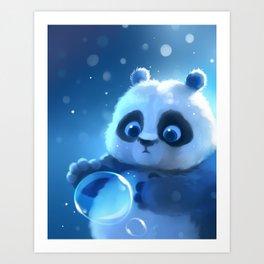 Panda '15 Art Print