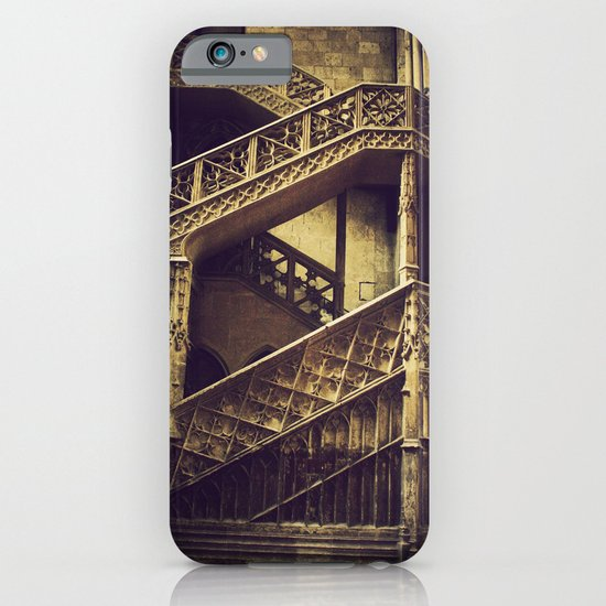 A Hogwarts Staircase iPhone & iPod Case