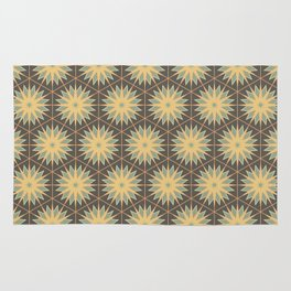Among The Stars: Pastel Blossom Rug