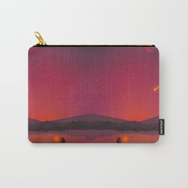 A shooting star Carry-All Pouch