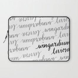 Wingardium Leviosa Laptop Sleeve
