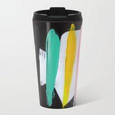 Untitled (Finger Paint 1) Travel Mug