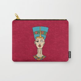 Dat Queen Though Carry-All Pouch