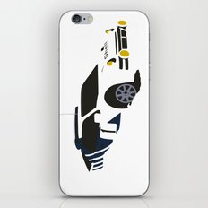 RS 200 iPhone & iPod Skin