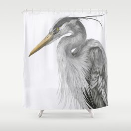 Impasse Shower Curtain
