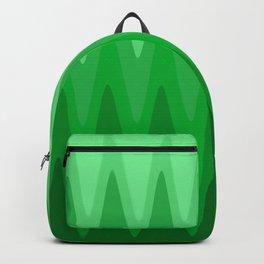 Modern Grass Backpack